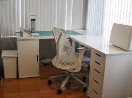 white home office desks. Top 72 Fantastic Ikea White Table Standing Desk Office Chair Home Creativity Desks