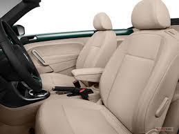 2017 volkswagen beetle front seat