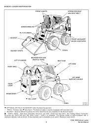 bobcat s300 skid steer loader service repair manual s n 525911001 a 12 s250 s300 bobcat loader x service manual
