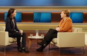 Haben sie einen plan b? und merkel sagte: Angela Merkel In Ard Talkshow Von Anne Will Ich Sehe Nichts Was Mich Zum Umsteuern Bewegen Konnte Politik Tagesspiegel
