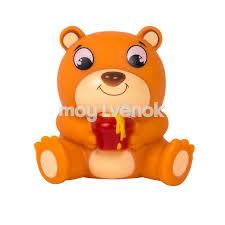 """<b>Happy Snail</b> Игрушка для <b>ванной</b> """"Медвежонок Берни ..."""