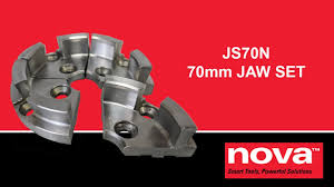 Nova Js70n 70mm Chuck Accessory Jaw Set
