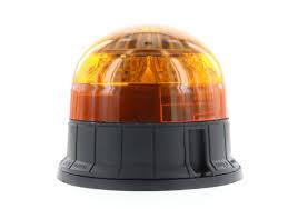 Vignal Lighting Group Led Beacon Venus To Be Screwed Flash Light Amber Vignal
