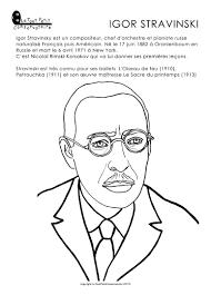 Coloriage De Stravinsky Http