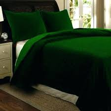 hunter green duvet cover forest green bedding doona covers willow emerald quilt cover sets king size