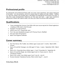 Nanny Resume Shocking Nanny Resumemple Free Professional Template Ms Word 21