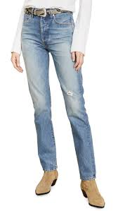 New Jeans Design For Girl 2019 The 6 Jean Trends Well Be Wearing In 2020 Who What Wear
