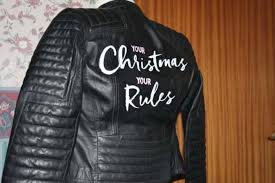 leather jackets with similar message designs cost 200 250