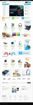 Ecommerce Website Template Amazing Alo Shop Mega Market RTL Responsive WooCommerce WordPress Theme