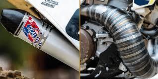 КОМАНДА MXA TESTED: SCALVINI KTM / HUSKY <b>CONE PIPE</b> ...