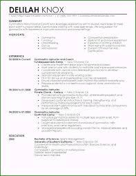 Football Coaching Resume Template Soccer Coach Resume Ideal Coaching Resume Template Hockey