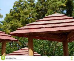 Modern Arbor Design Modern Pergola Arbor Stock Photo Image Of Roof Structure