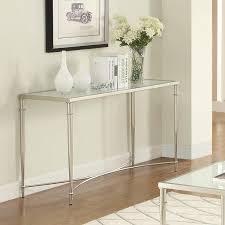 metal hall table. Wildon Home Silver Console Table Metal Hall O