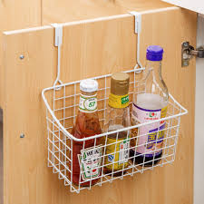 Over The Cabinet Basket Compare Prices On Kitchen Cabinet Storage Baskets Online Shopping