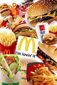 fast food collage tumblr. Perfect Tumblr McDonalds Collage Throughout Fast Food Tumblr E