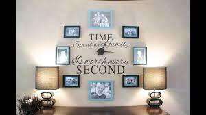 stick on wall clock next uk diy make a family clocks large rolex rustic wood and iron mounted digital silver infinity group international 99414 manual 50