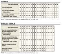 Carhartt Wip Size Chart Carhartt Men S Jacket Size Chart
