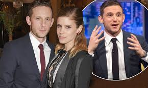 Jamie Bell first kissed his wife Kate Mara 12 years ago | Daily ...