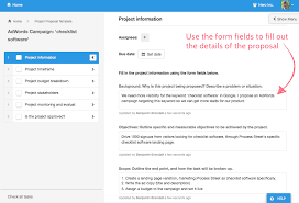 Use this Interactive Project Proposal Template (and Ditch ...