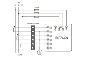 ct connection diagram ct image wiring diagram ev300 installation guide on ct connection diagram