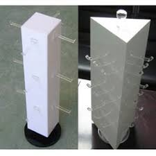 Acrylic Necklace Display Stands Acrylic Jewellery Display Stands buy in Bangalore 48