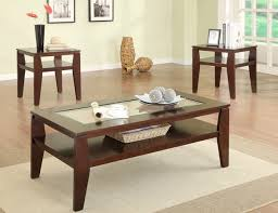 crown mark 3707set coffee table 2 end tables form meets function in this cocktail