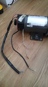 use a treadmill dc drive motor and pwm speed controller for picture of treadmill motor wiring 1 jpg