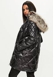 Black Diamond Quilted Puffer Jacket | Missguided & Black Diamond Quilted Puffer Jacket. $111.00. Previous Next Adamdwight.com