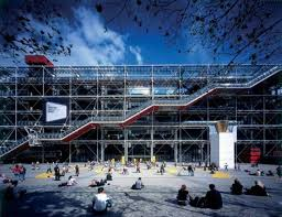 high tech modern architecture buildings.  Modern AD Classics Centre Georges Pompidou  Renzo Piano Building  Workshop  Richard For High Tech Modern Architecture Buildings