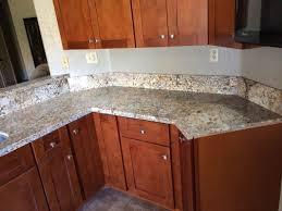 maple shaker kitchen cabinets. Maple Cinnamon Shaker Kitchen Cabinets And African Persa Granite Countertop - Moreno Valley, CA Prefab Cabinets,RTA Cabinets, S