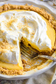 Once the coconut cream is thickened, you can sweeten it with your sweetener of choice. Lemon Icebox Pie The View From Great Island