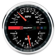 auto meter tachometer speedometer drop in gauge harley auto meter tachometer speedometer drop in gauge 19466 loading zoom