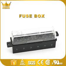 auto fuse box fuse block fuse holder buy automotive fuse and auto fuse box fuse block fuse holder buy automotive fuse and relay box automotive waterproof electrical connectors fuse box 12v product on alibaba com