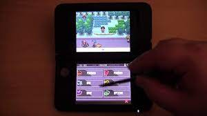 Pokemon Black version 2 on the Nintendo 3DS XL - YouTube