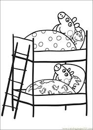 Small Picture Peppa Pig 09 Coloring Page Free Pig Coloring Pages