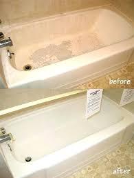 resurface bathtubs bthtub resurfce bathtub resurfacing cost uk