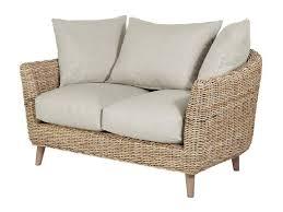 curved rattan sofa furniture home