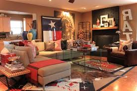 Western Living Rooms Cool Decorating Ideas