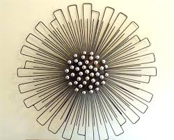 full size of modern metal wall decor flower contemporary art abstract sculpture hanging for marvelous
