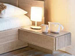 Lovable Ikea Wall Mounted Bedside Table Drawer Good Wall Mounted Nightstand  With Drawer Design Floating