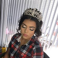 Hairstyles For A Quinceanera 20 Absolutely Stunning Quinceanera Hairstyles With Crown