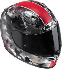 Hjc Is 33 Helmets Hjc Fg St Void Helmet Black Red Uk