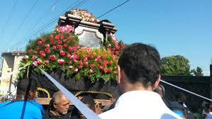 Resultado de imagen para imagenes de procesión del nazareno en brion
