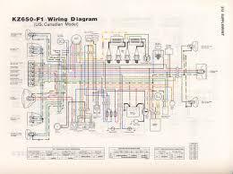 kz650 info wiring diagrams kz650 f1