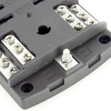 distribution and 12 way fuse box car builder solutions kit car distribution and 12 way fuse box