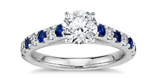 engagement ring styles settings blue nile
