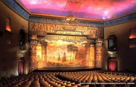 Ogdens Peery Egyptian Theater They Did A Wonderful