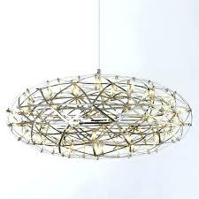 flat chandelier flat chandelier also stainless steel led pendant lights lamps firework flat ball shape living room s flat chandelier canopy