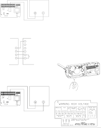page 6 of system sensor smoke alarm dh200rpl user guide Duct Smoke Detector Wiring Diagram d200 39 00 6 i56 1977 004r figure 10 wiring diagram for dh200rpl duct duct smoke detector wiring diagram siga-dh