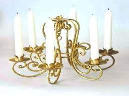 medium size of paper chandelier diy 3d template mache tea light real candle home improvement engaging
